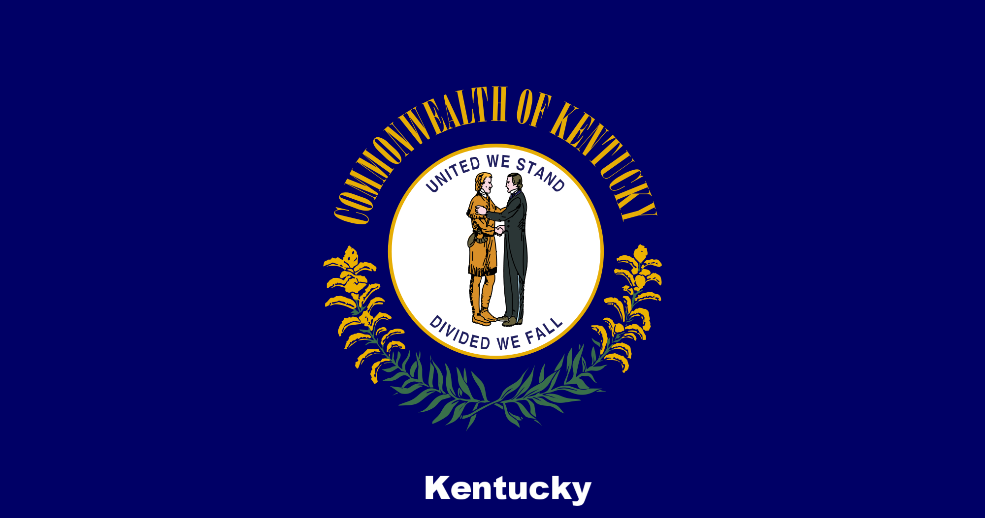 Kentucky State Flag