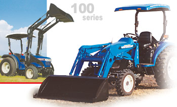 100 Series Loaders