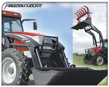 Freedom Mount Series Loaders