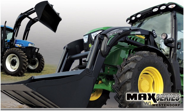 Max Series Loaders