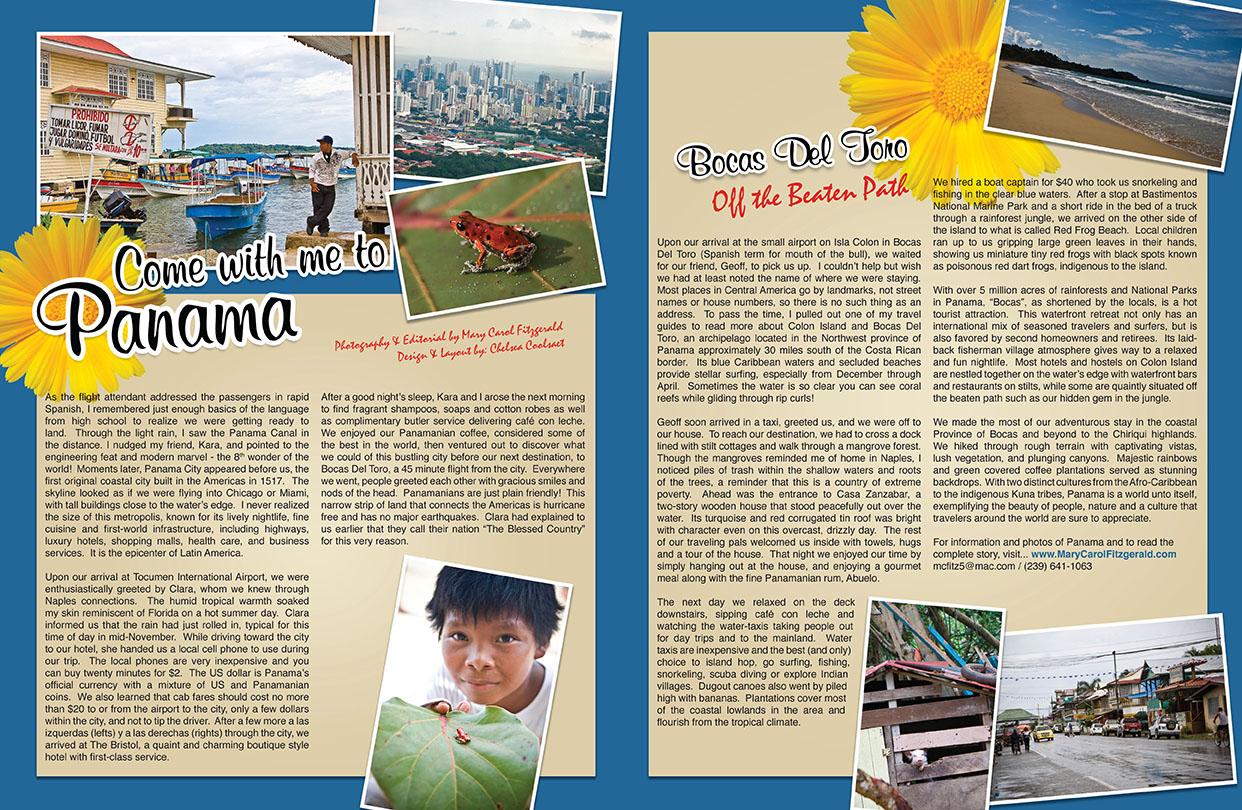 Panama Travel Article _ Mary Carol Fitzgerald Photography