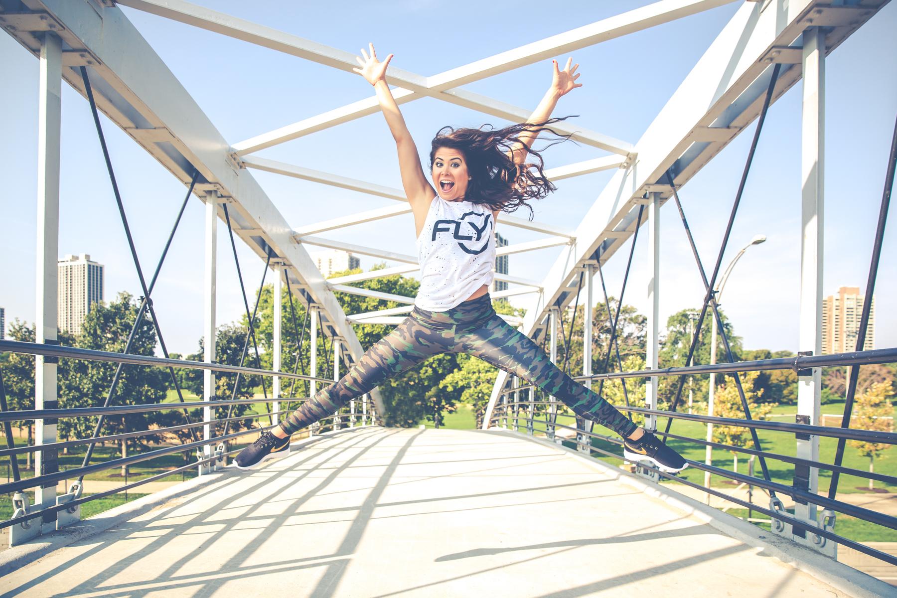Flywheel Sports  Spin Instructor & Dancer,  Brittany Tardi