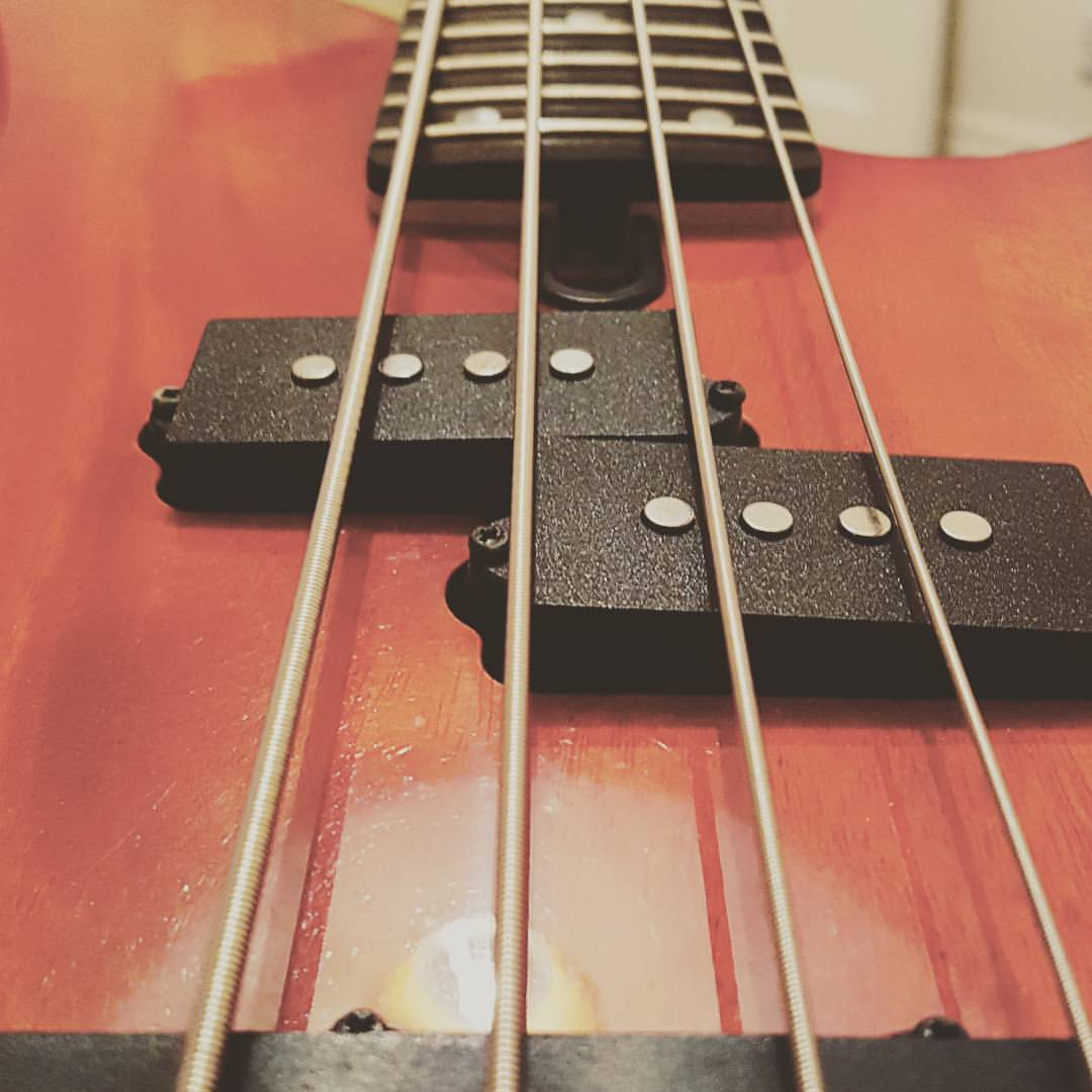 Yamaha RBK Bass