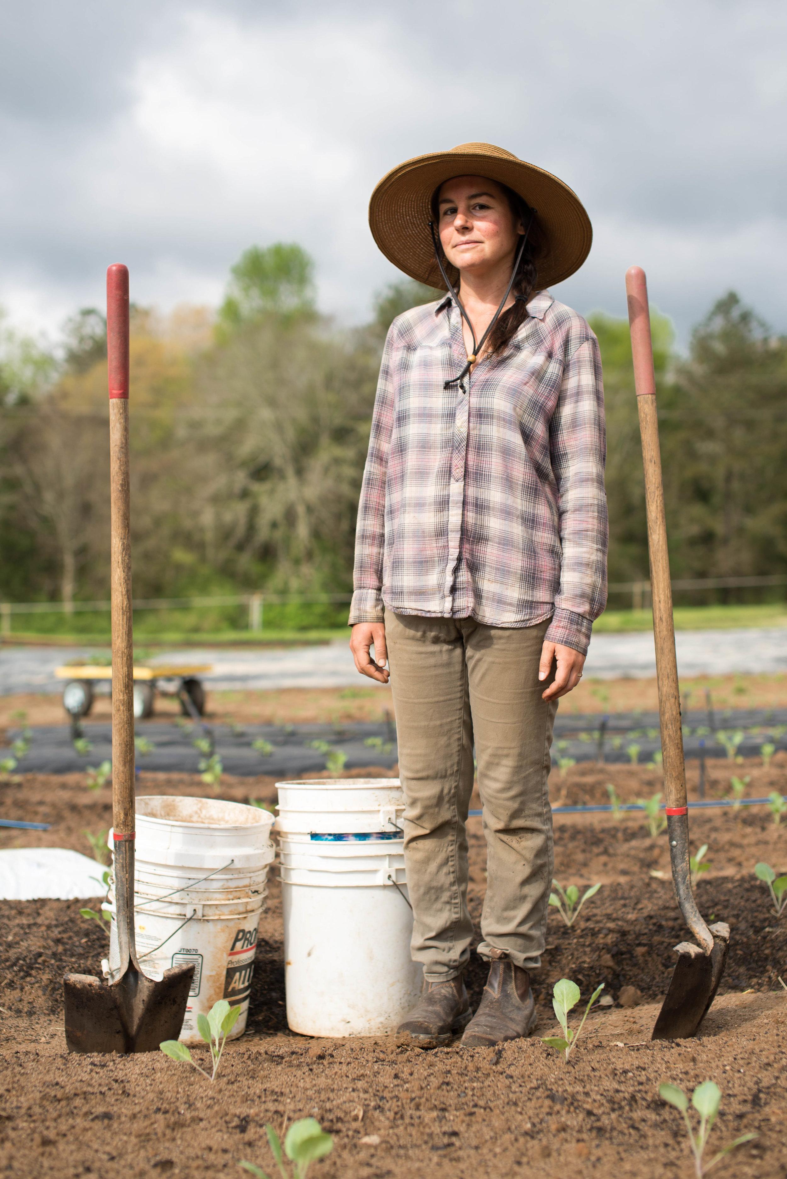 Caitlyn,  Cedar Grove Farm