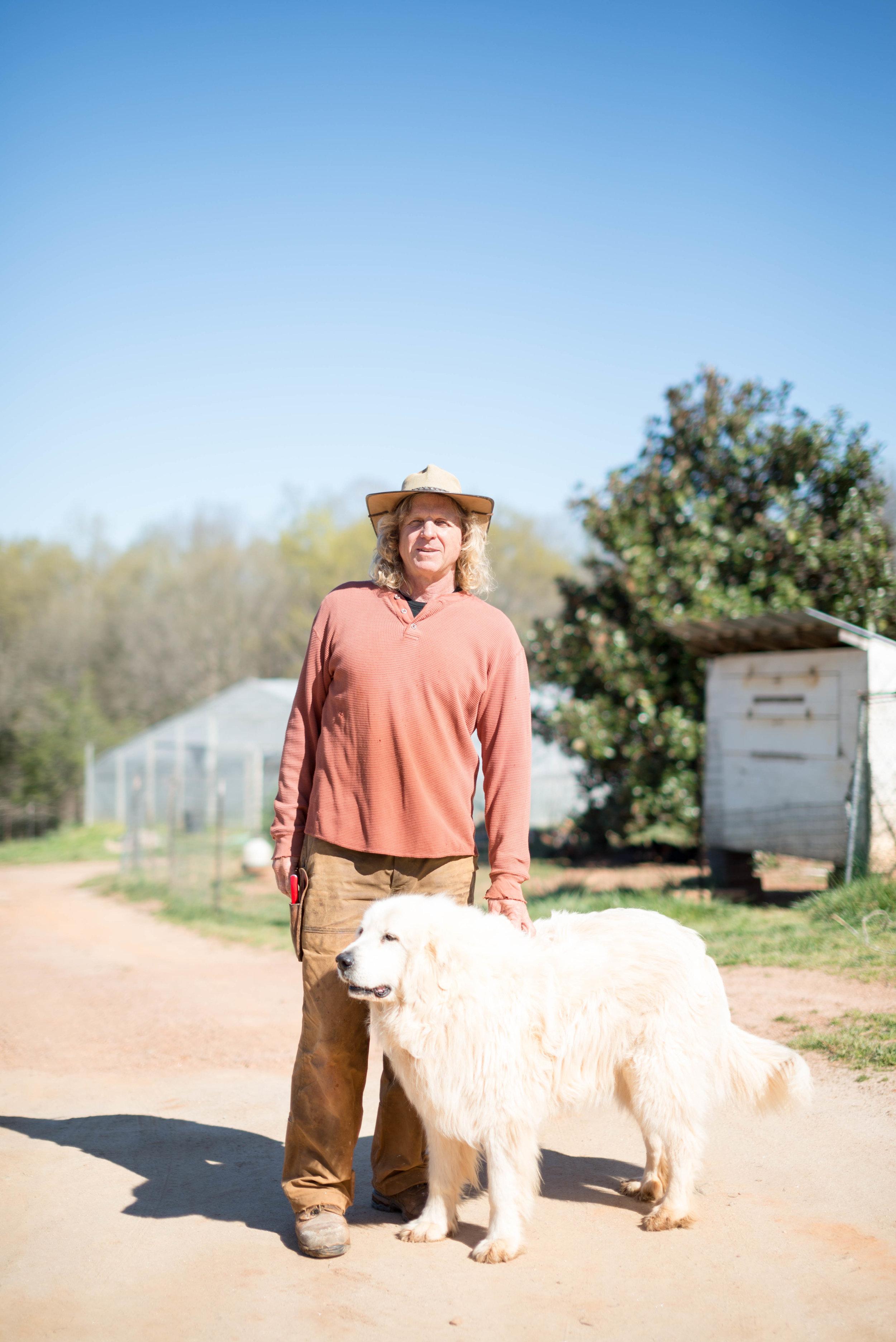 Ed Janosik,  Sundance Family Farm