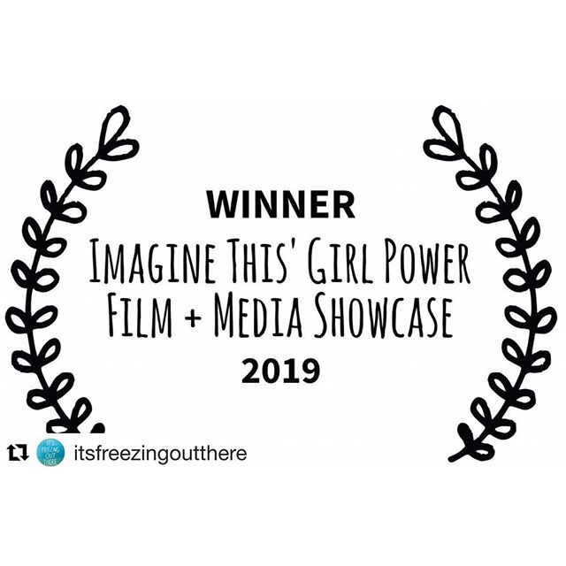 #Repost @itsfreezingoutthere with @get_repost ・・・ Last month we were included in the inspiring @imagineprods #girlpower #film and #media showcase...and were thrilled to win best web series! Our goal was to make content that smashes the #glassceiling and destigmatizes the conversation around #fertility AND to make it funny and inspiring not a downer. We should all feel empowered by our beautiful bodies and the minds and hearts that fuel them. Thank you @imagineprods for shining a light on our journey and so many others!! Next up—@fertilityfest  and @miamiwebfest ........Haven't checked out the show yet? Link in bio💕💕💕🥚❄️🥚💕💕💕🎥 • • • • #director #webseries #indiefilms #indiefilmmaking #supportindiefilms #filmmaking #filmmaker #artist #comingtointernetnearyou #indiefilmmaking #stopcollaborateandlisten #newyorkcity #newyork #eggfreezing #sony #sonya7sii #a7sii #miamiwebfest #girlpower #femalefilmmakers #femalefilmmakerfriday #nationalinfertilityawarenessweek #niaw #dramedy #illustratorsofinstagram #artistlife