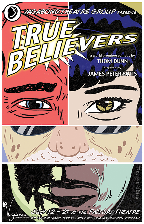 True Believers   now on sale at  IndieTheaterNow.com!