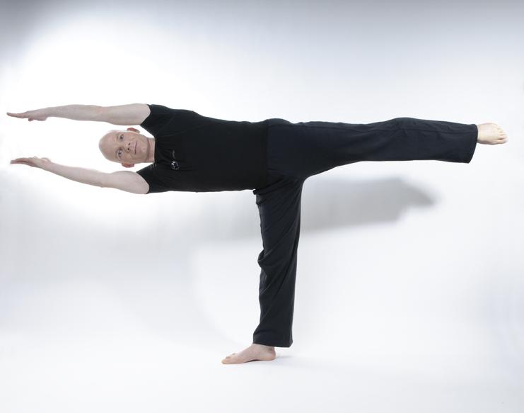Yin Therapy - Markus Henning Giess - T Pose