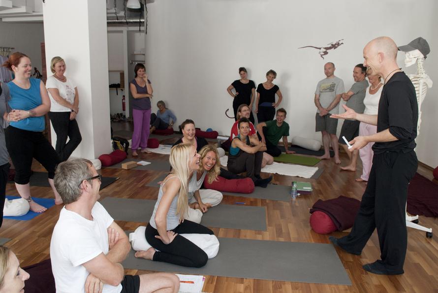 Yin Yoga & AnatomieTeacher Training II in Hamburg
