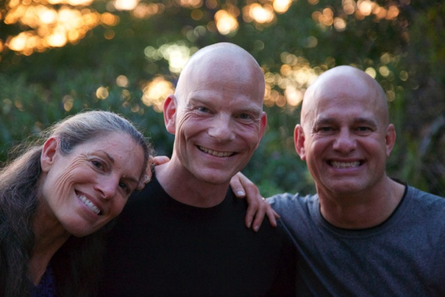 Paul & Suzee Grilley with Markus Henning Giess