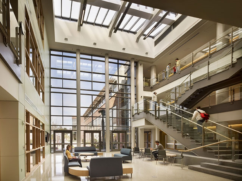 College of Charleston Science Center
