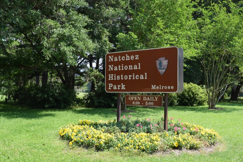 Natchez National Historic Park