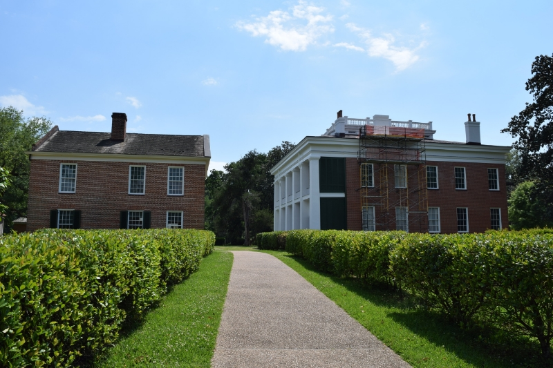 Melrose Estate at Natchez National Historic Park
