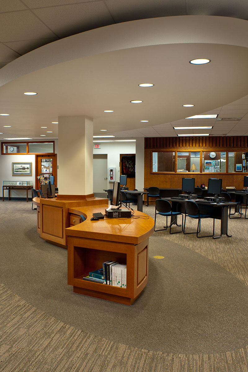 The Citadel Daniel Library