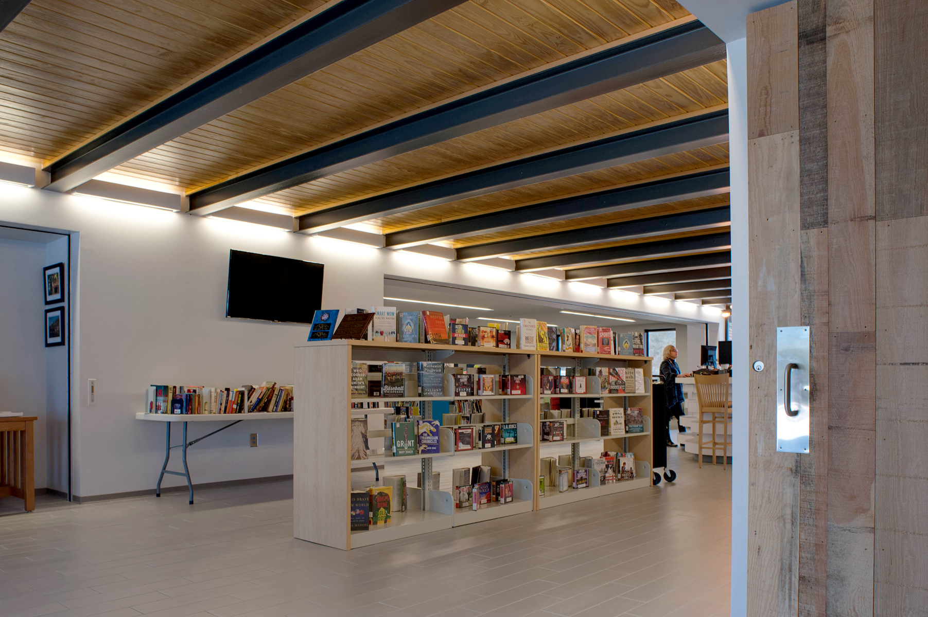 Hampton County Library
