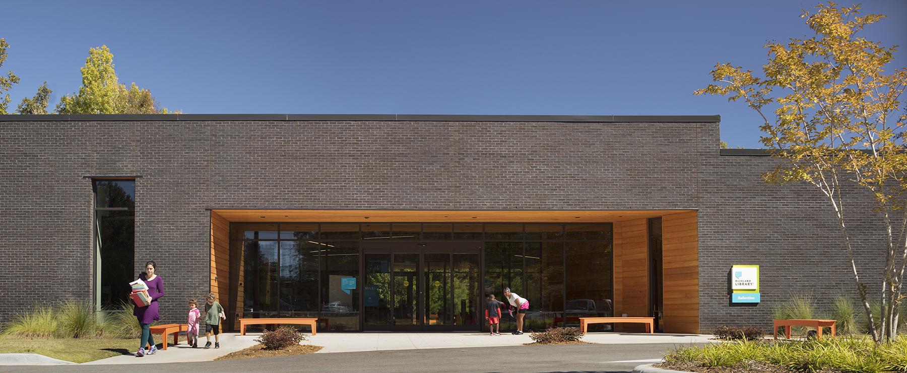 Richland Library Ballentine