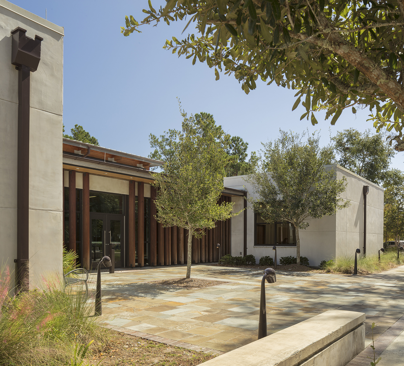St. Helena Branch Library at Penn Center