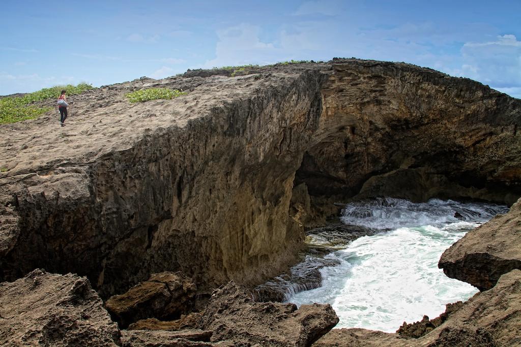 La cueva del Indio - Arecibo, P.R.