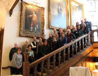 Participants at Rough Point