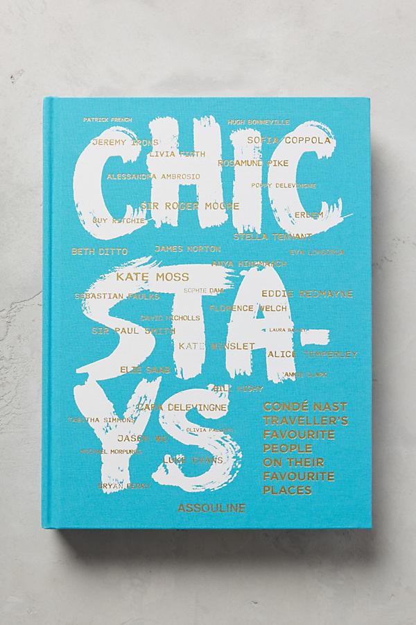 Chic Stays Book