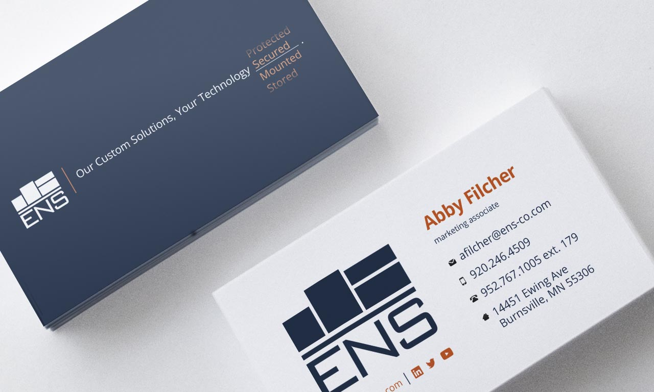 Business Card - 2017