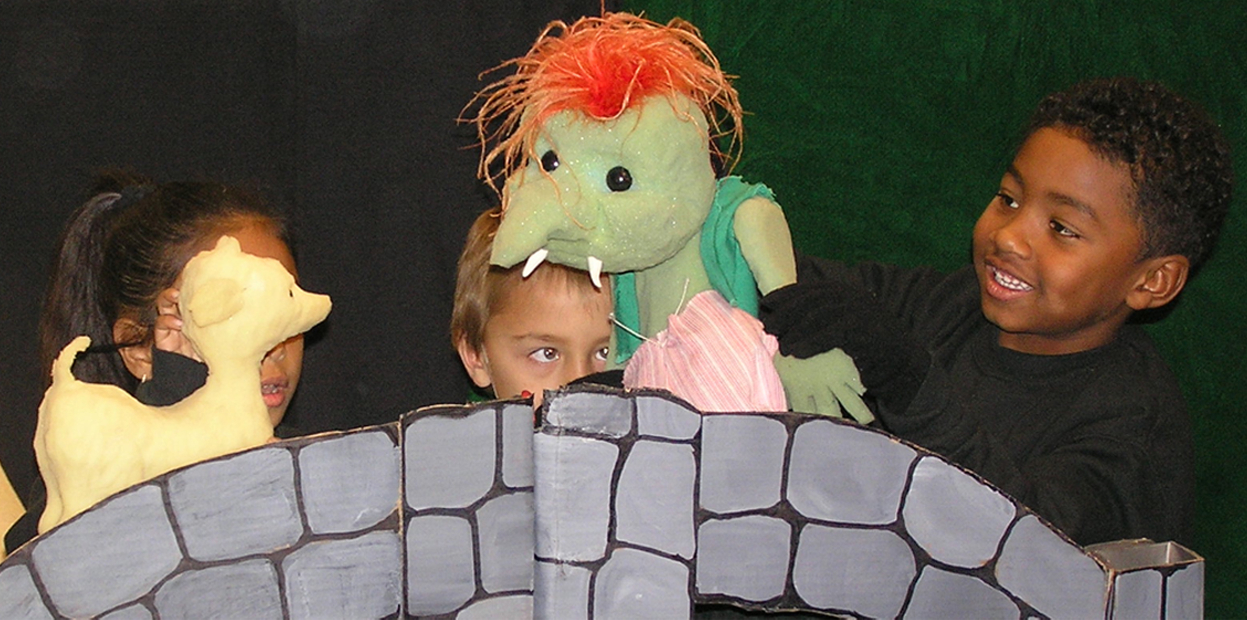 troll bridge play