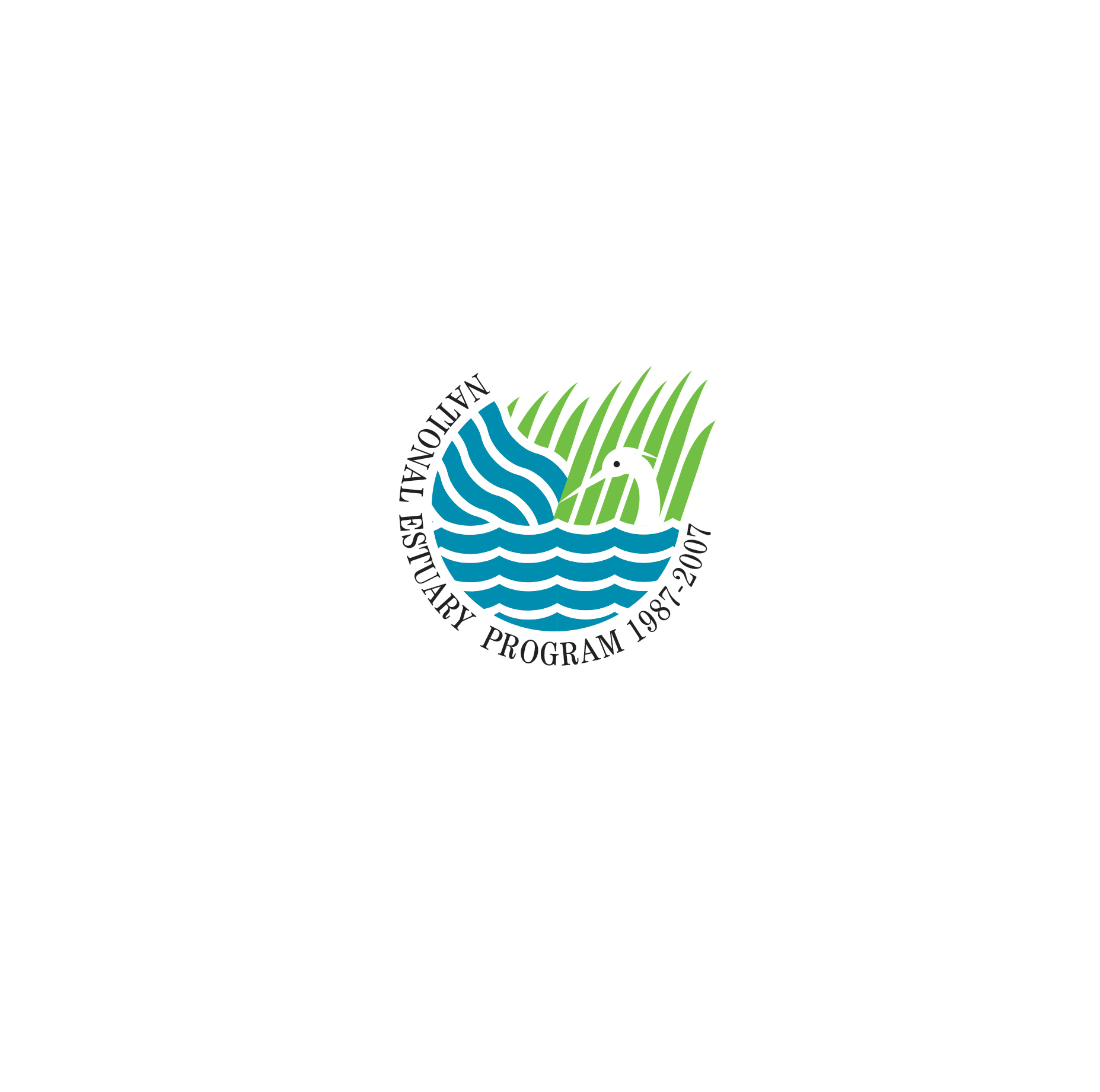 US Environment Protection Agency > National Estuaries Program 20th Anniversary Logo