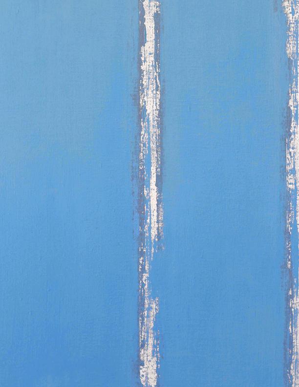 Blue Composition No. 916 (detail)