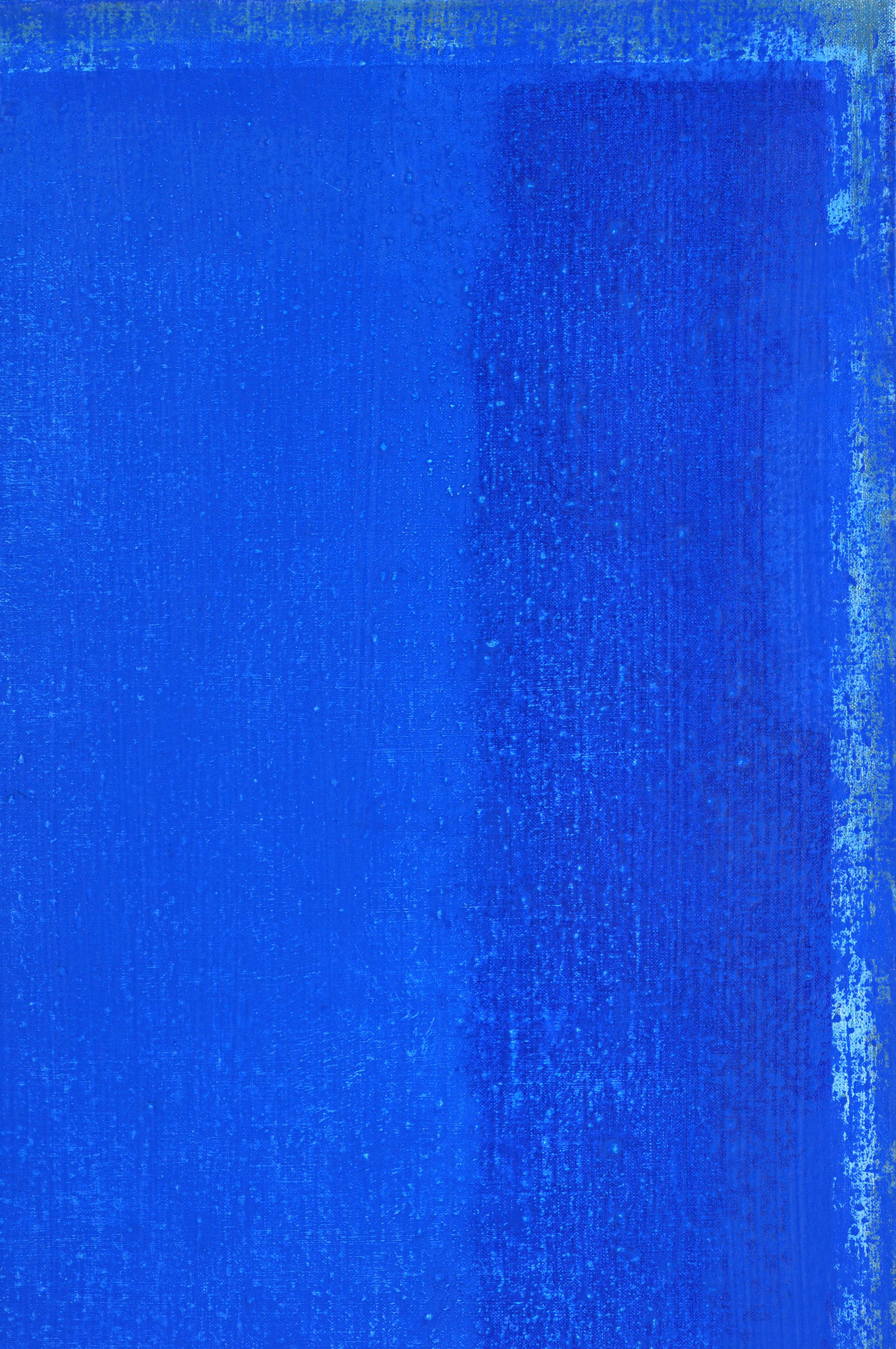 Blue Composition No. 913 (detail)