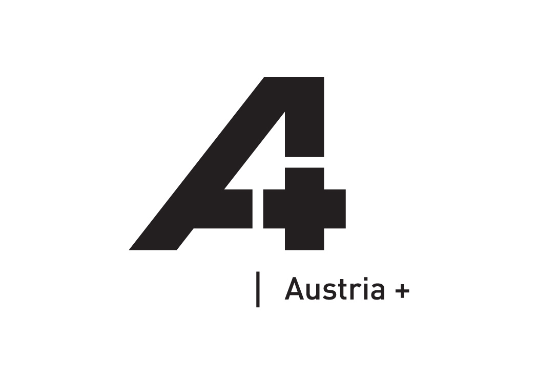 New logo for the organization, now called A Plus, which reads as / A+ : A global sign for excellence / 'At' : The short form of Austria / A plus : Refers to adding new countries as partners.