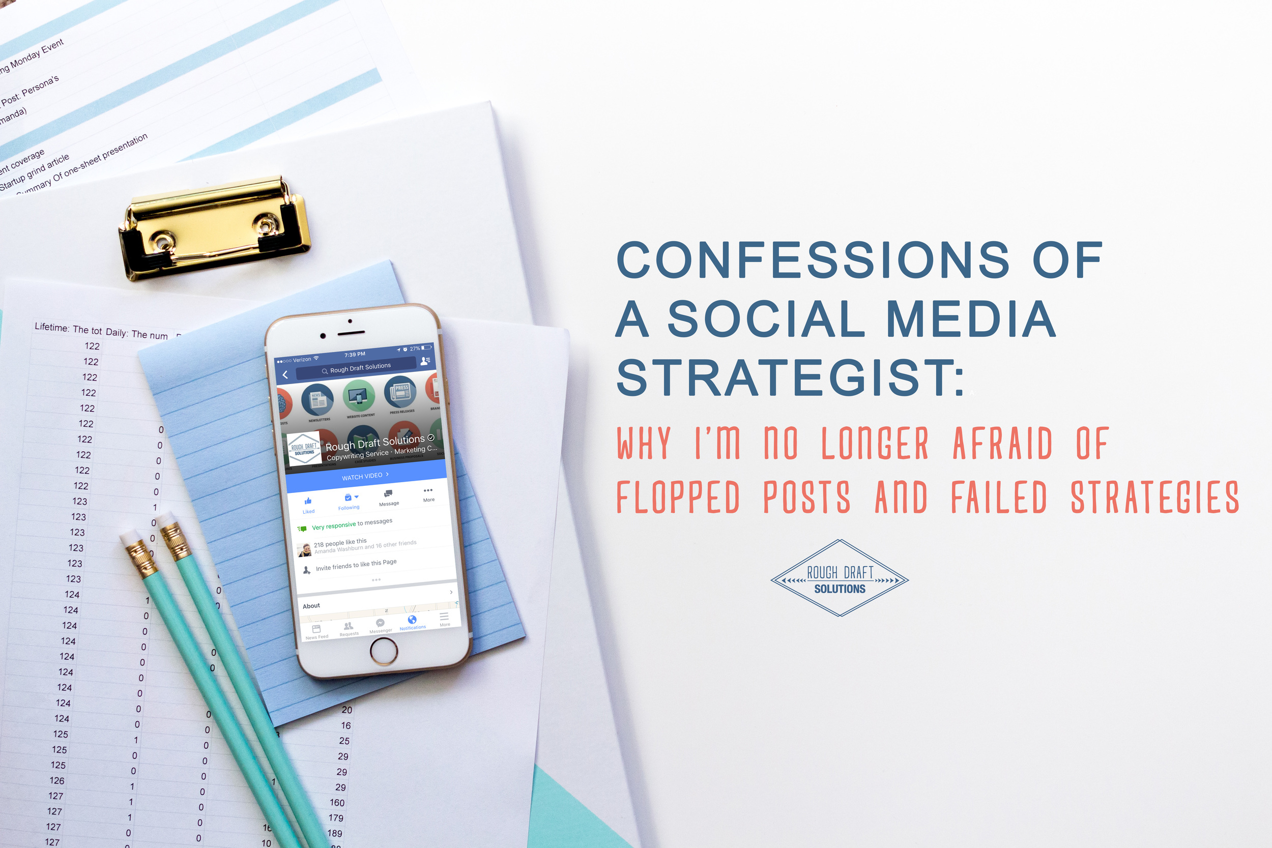Confessions of a Social Media Strategist