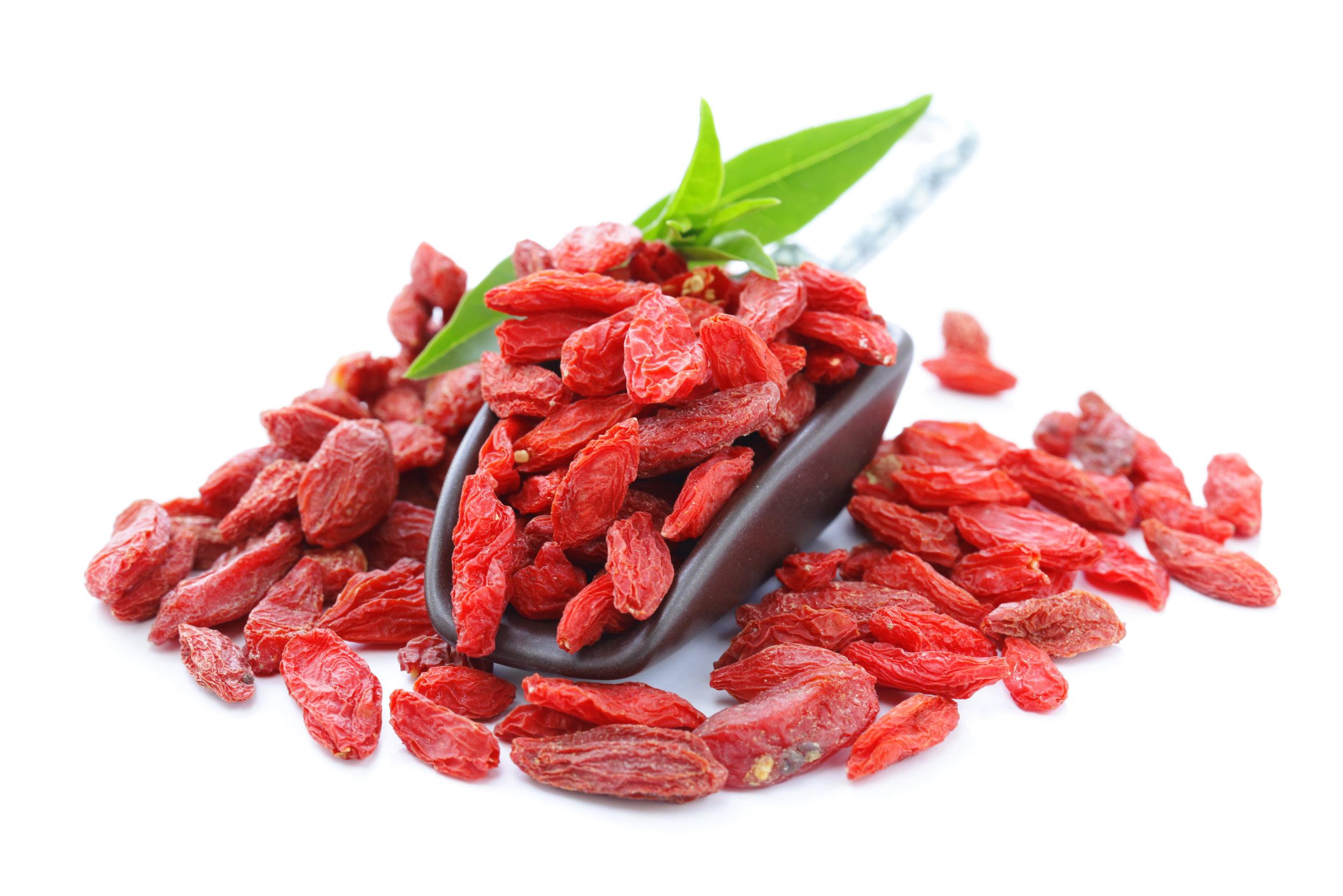 Goji Berries (Gou Qi Zi)