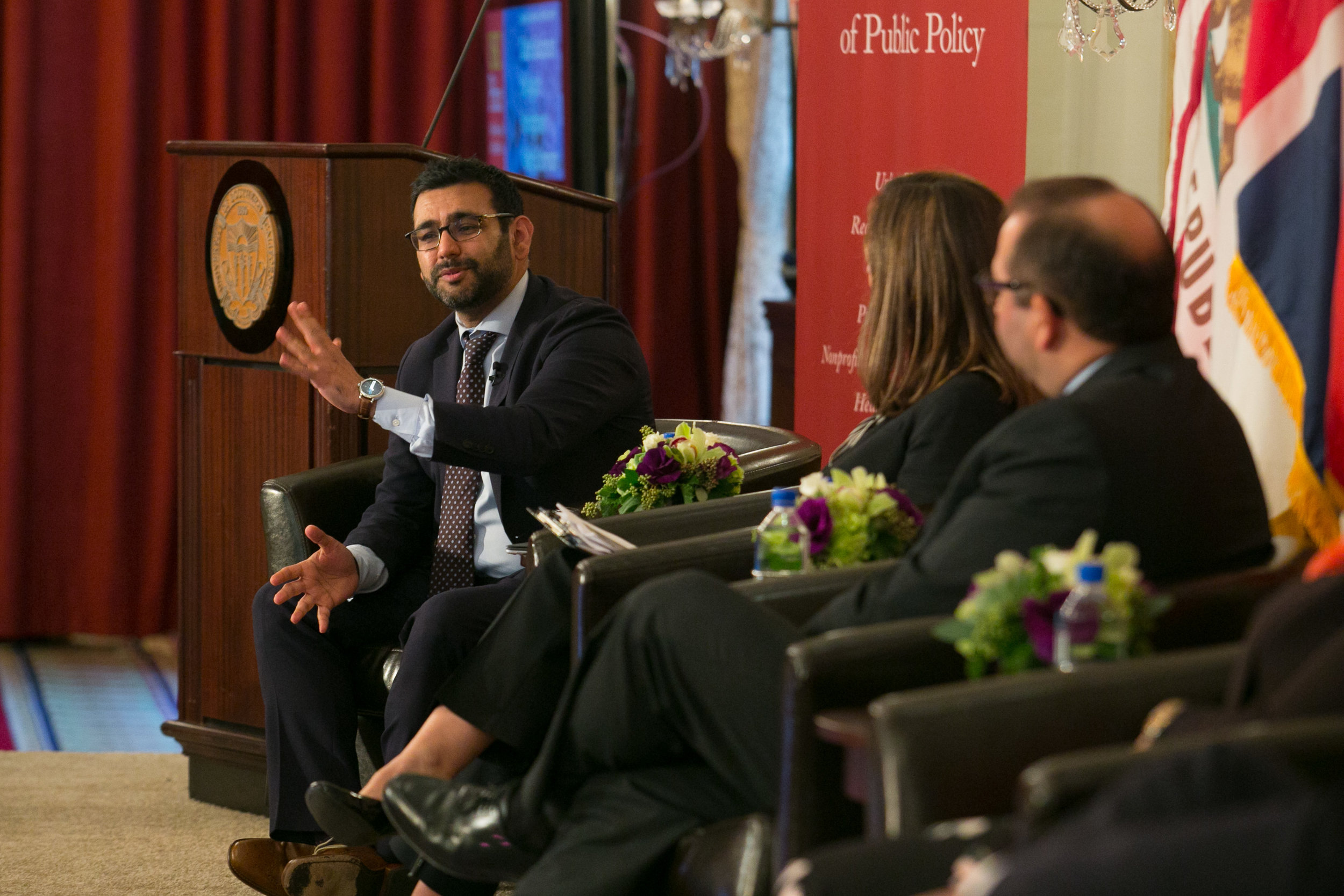 November 2017  University of Southern California - Annual Summit on Homegrown Violent Extremism  Los Angeles, CA