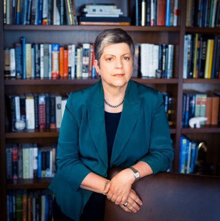 Janet Napolitano (Credit: Department of Homeland Security)