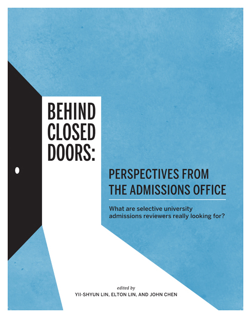 behind closed doors what are university admissions reviewers looking for