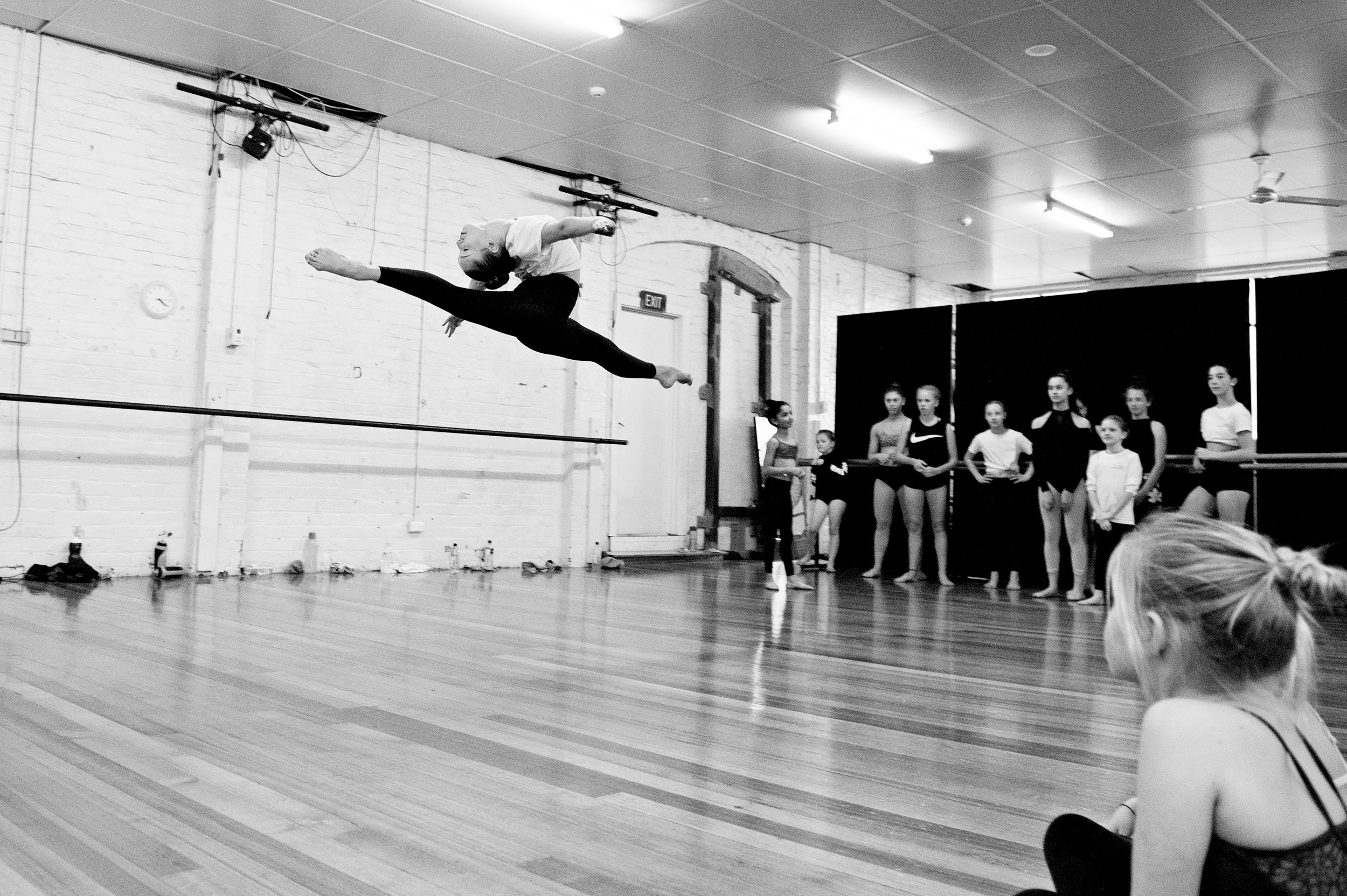 Technique for jumps and leaps  Learn the 4 key elements of jumps to break down, analyse and improve any airborne feat and leap with finesse in any position. Kick start your height, execution and difficulty to make your audience gasp in disbelief - GIRLS it's time we took jumping back into our own territory and stopped letting the boys get all the glory!