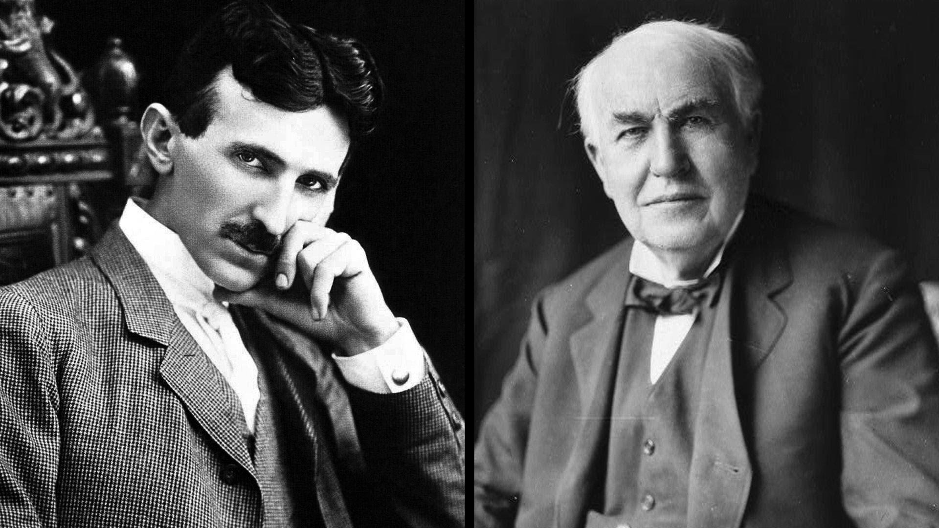 Edison and Tesla