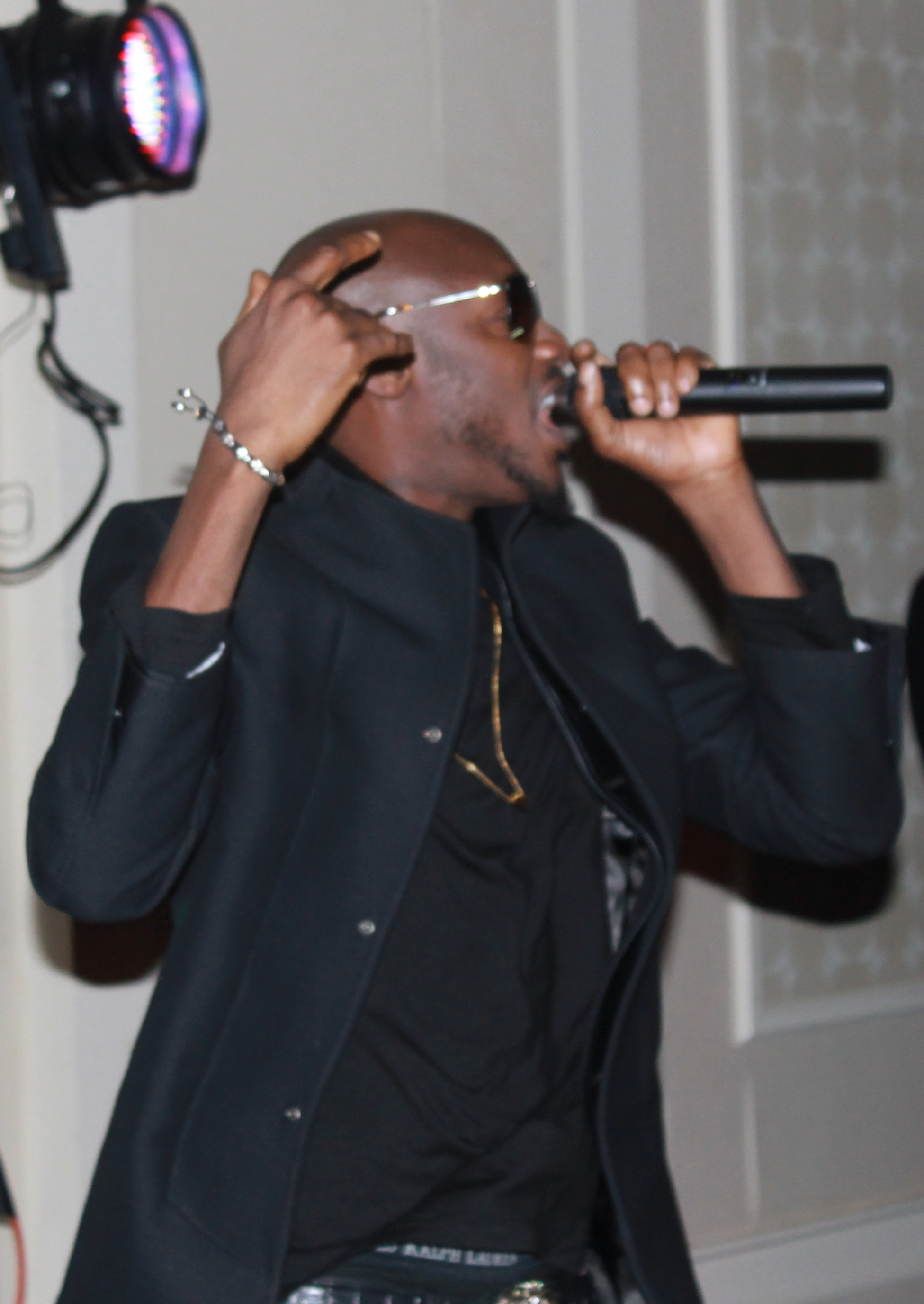 2 Face Idibia performed