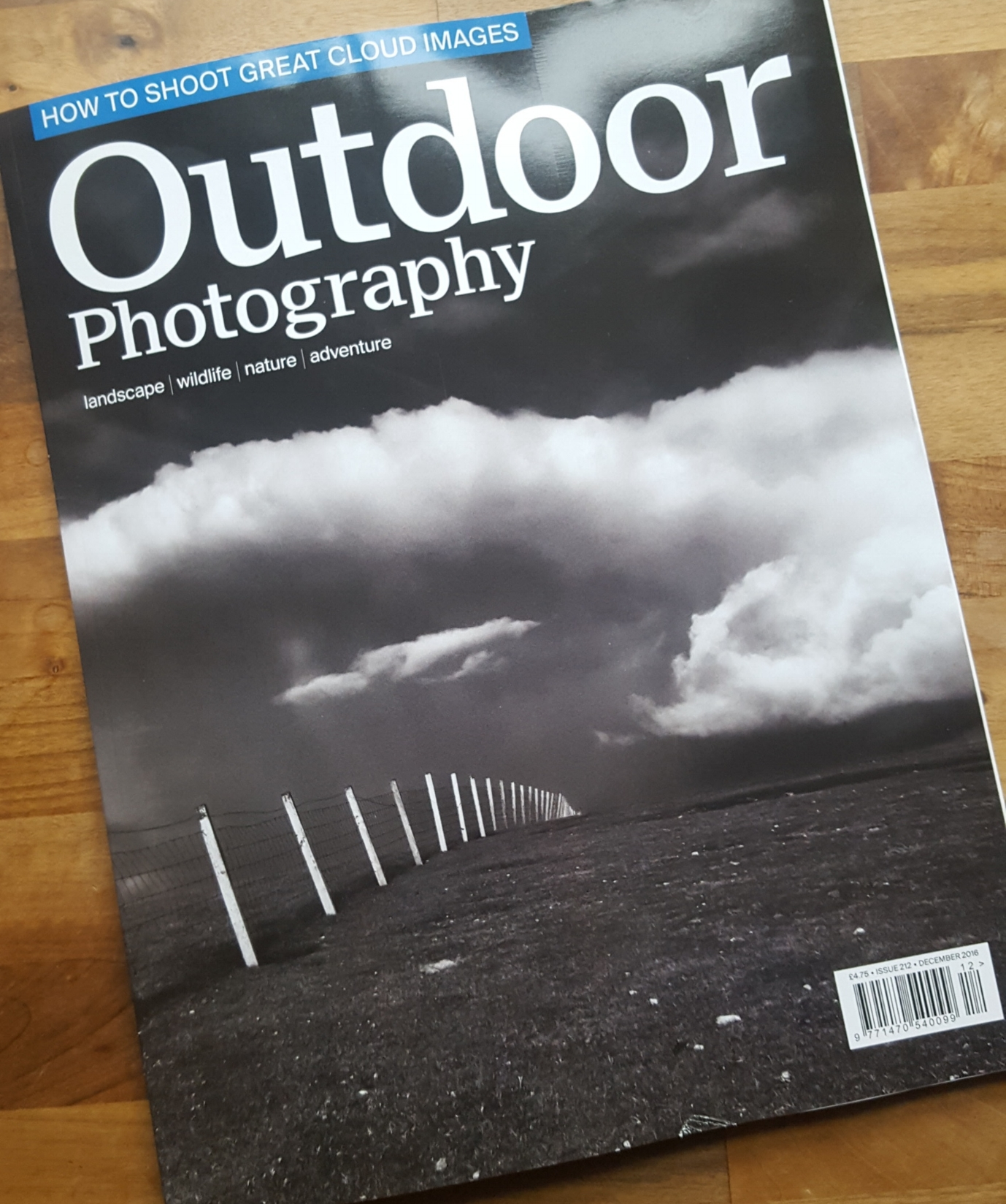 My cover image taken in Lewis