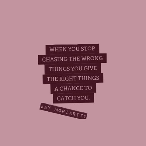 When you stop chasing the wrong things you give the right things a chance to catch you. #powerofhello ——————————————— #motivation #ambition #inspiration #wisdom #wellsaid #abundance #entrepreneur #founder #harmony #dowhatyoulove #successs #wisdom #dailyquote #quoteoftheday #quote #success #luxquotes #business  #lifestyle #workhardplayhard #girlboss #powerful #innerbeauty ———————————————— * FOUNDERS AND TOP OF THE FIELD PANEL SERIES Launches Sept 7th @liveprimary *