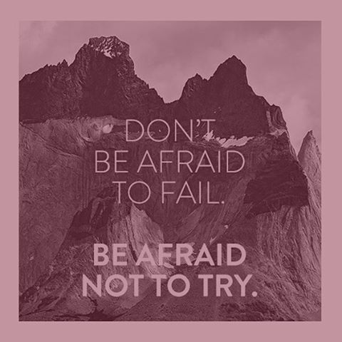 Don't be afraid to fail. Be afraid not to start. #powerofhello ——————————————— #motivation #ambition #inspiration #wisdom #wellsaid #abundance #entrepreneur #founder #harmony #dowhatyoulove #successs #wisdom #dailyquote #quoteoftheday #quote #success #luxquotes #business  #lifestyle #workhardplayhard #girlboss #powerful #innerbeauty ———————————————— * FOUNDERS AND TOP OF THE FIELD PANEL SERIES Launches Sept 7th @liveprimary *