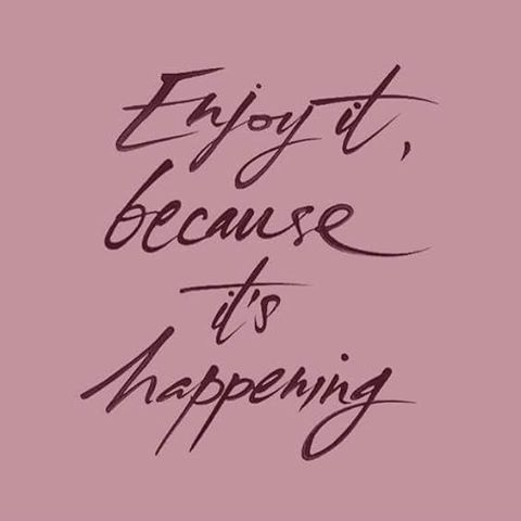 Enjoy it, because it's happening. #powerofhello ——————————————— #motivation #ambition #inspiration#wisdom #wellsaid #abundance#entrepreneur #founder #harmony#dowhatyoulove #lovewhatyoudo #successs #wisdom#dailyquote #follow #happy #quoteoftheday #quote #success #luxquotes #business #lifestyle#workhardplayhard #girl #boss #love ———————————————— * FOUNDERS AND TOP OF THE FIELD PANEL SERIES Edition 2 // Nov 16th