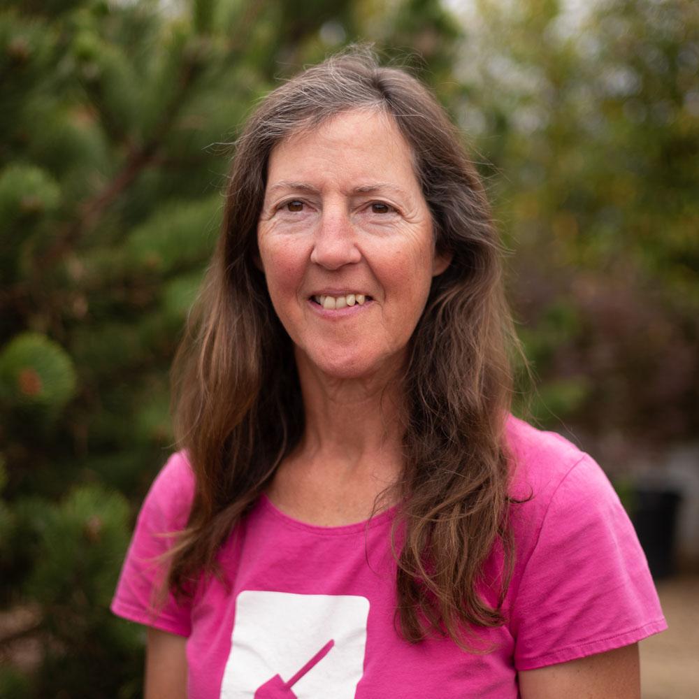 Jennifer Loizeaux, Nursery Manager, Solid Ground Landscape, Inc.