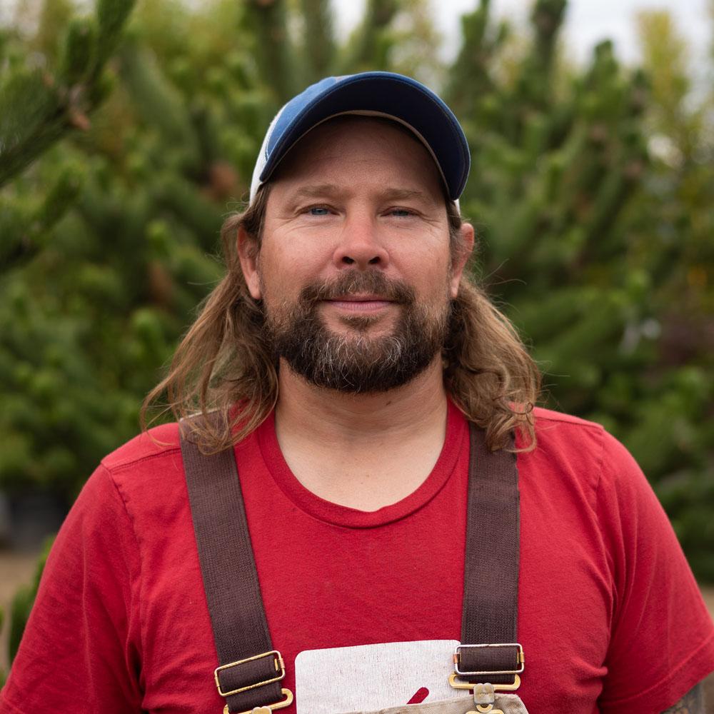 Matthew Dedrick, Construction Foreman, Solid Ground Landscape, Inc.