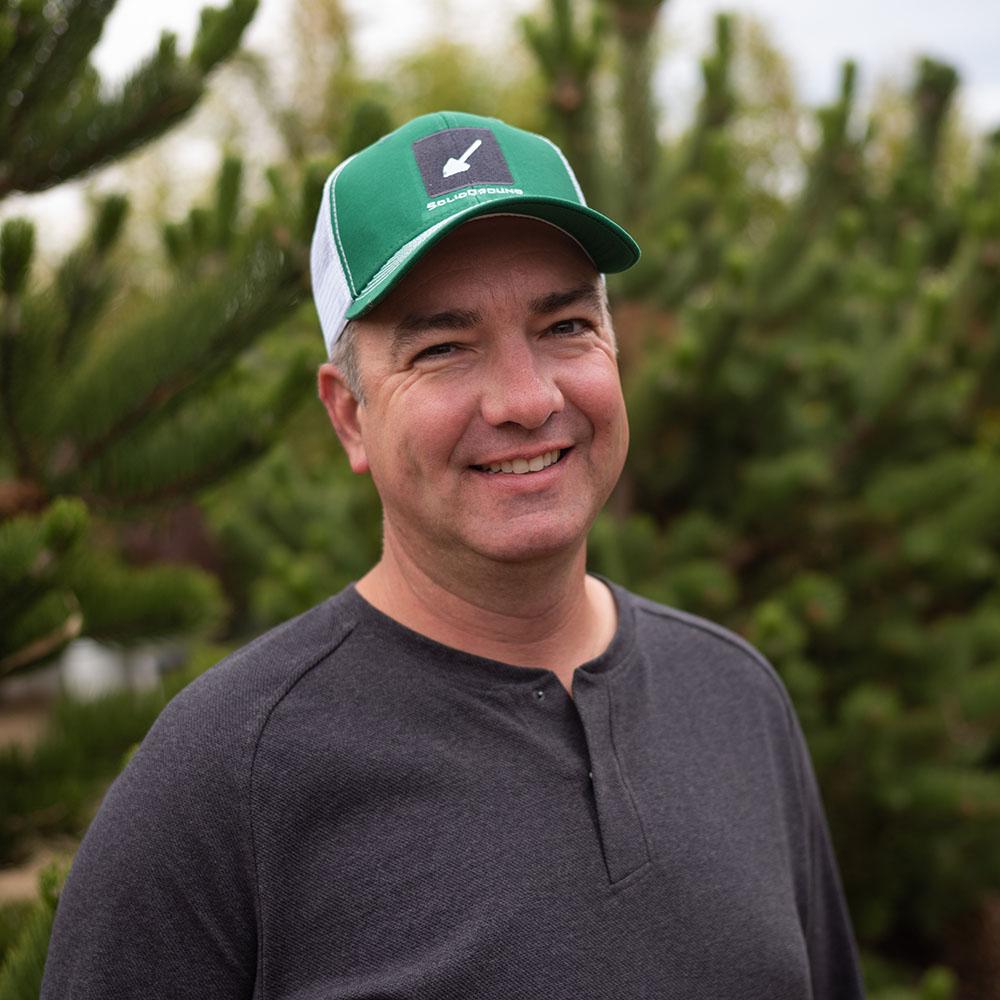 Seth Barnard, Owner, Solid Ground Landscape, Inc.