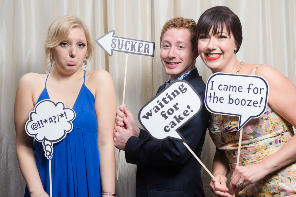 Wedding Photo Booth Bryant Park Grill
