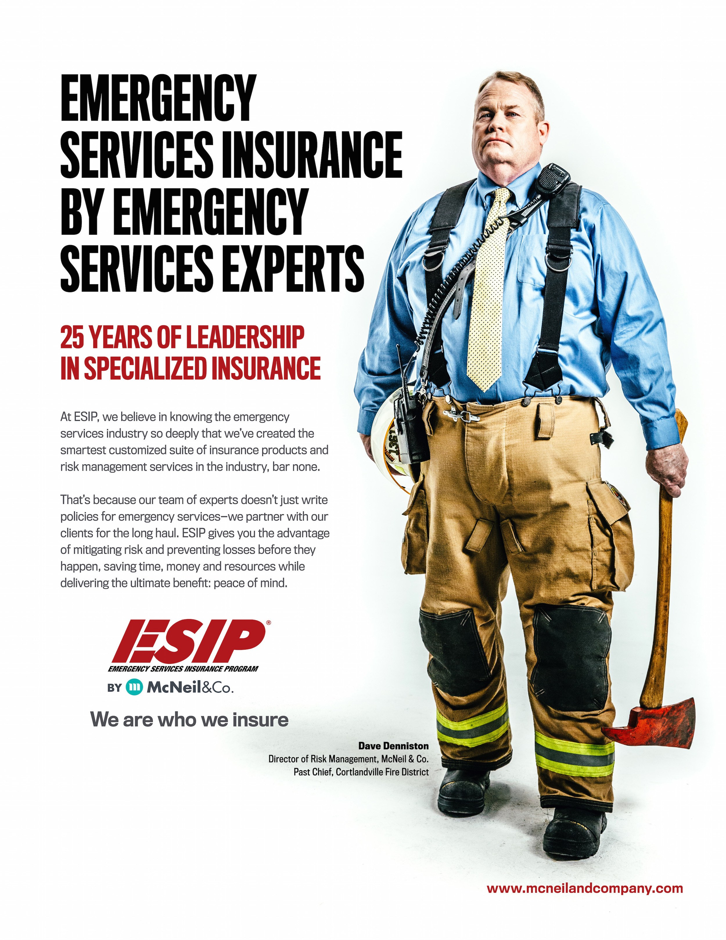 McNeil & Co ESIP program campaign. Agency: Phil & Co, Production: DECON