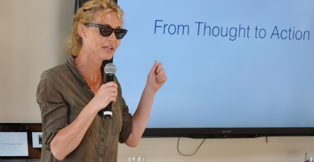 May 2014 CN keynote speech at Necker Island Virgin Unite Leadership Gathering