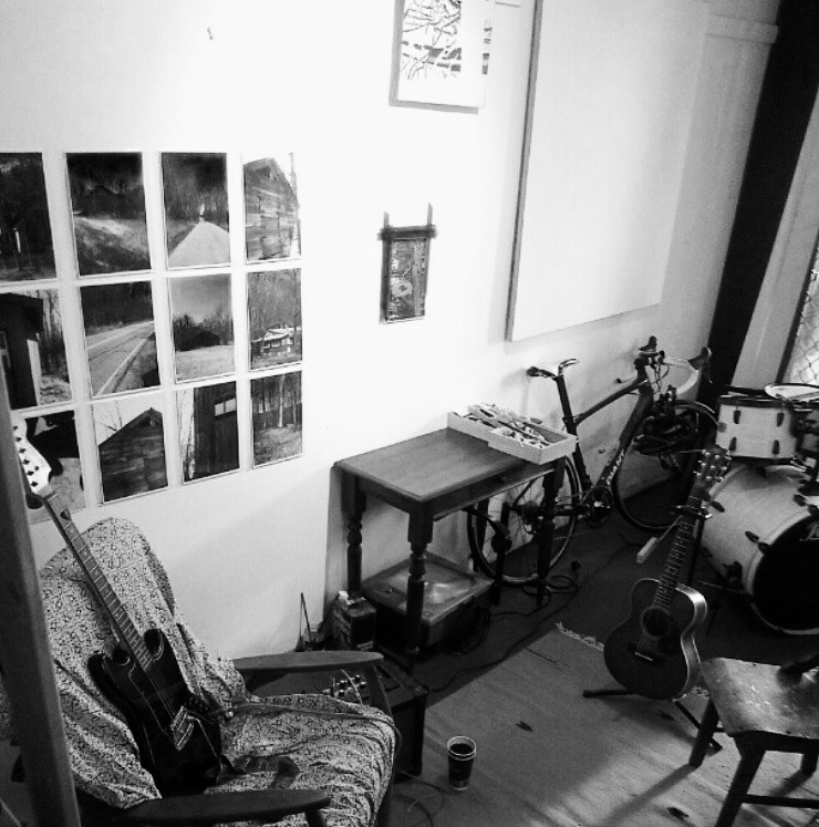 Home Studio, 2012-14