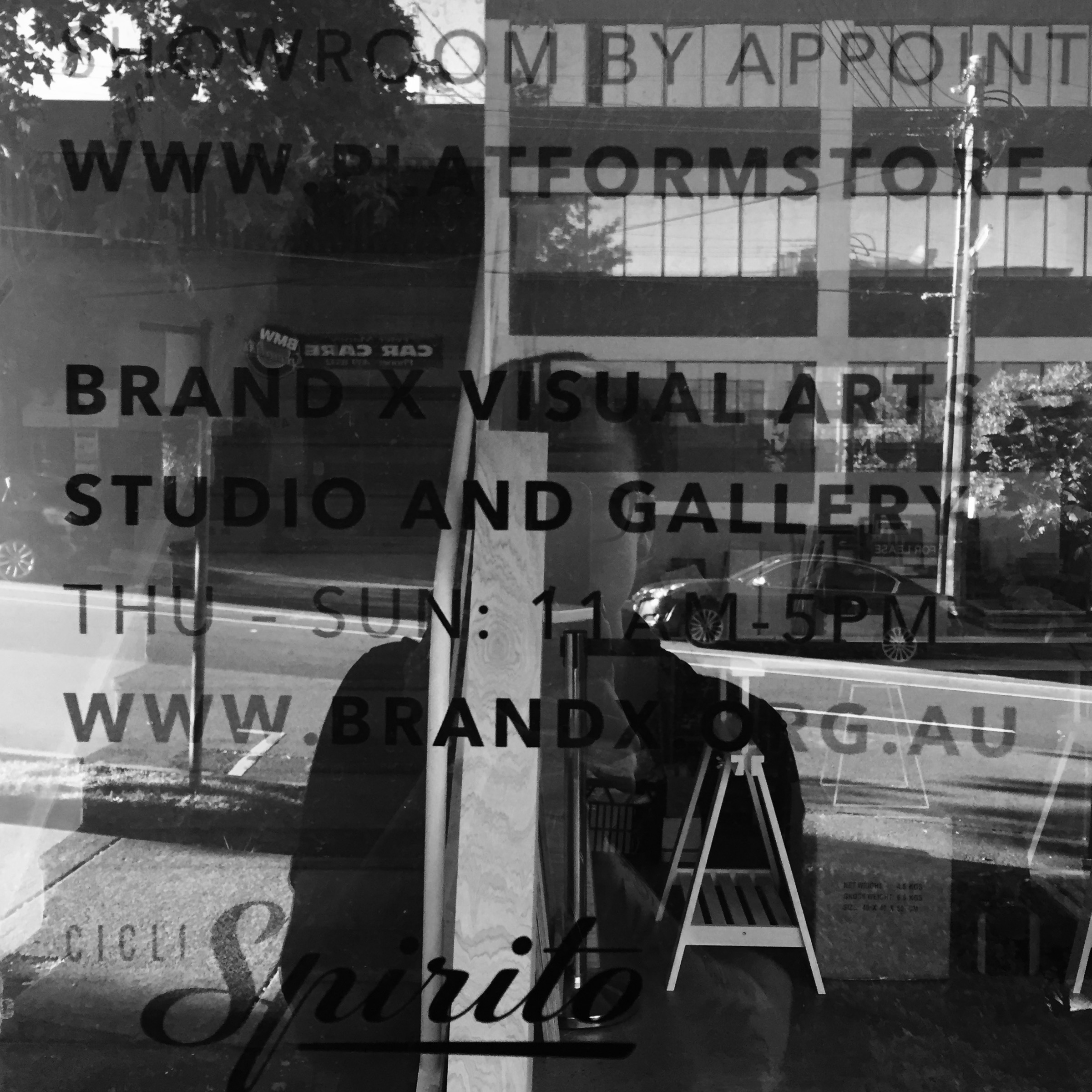 Brand X Studios, St Leonards. 2015/16